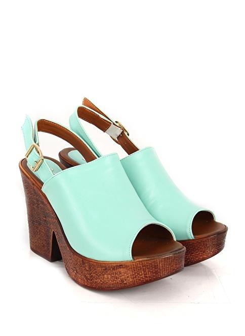 G.Ö.N. Ayakkabı Yeşil